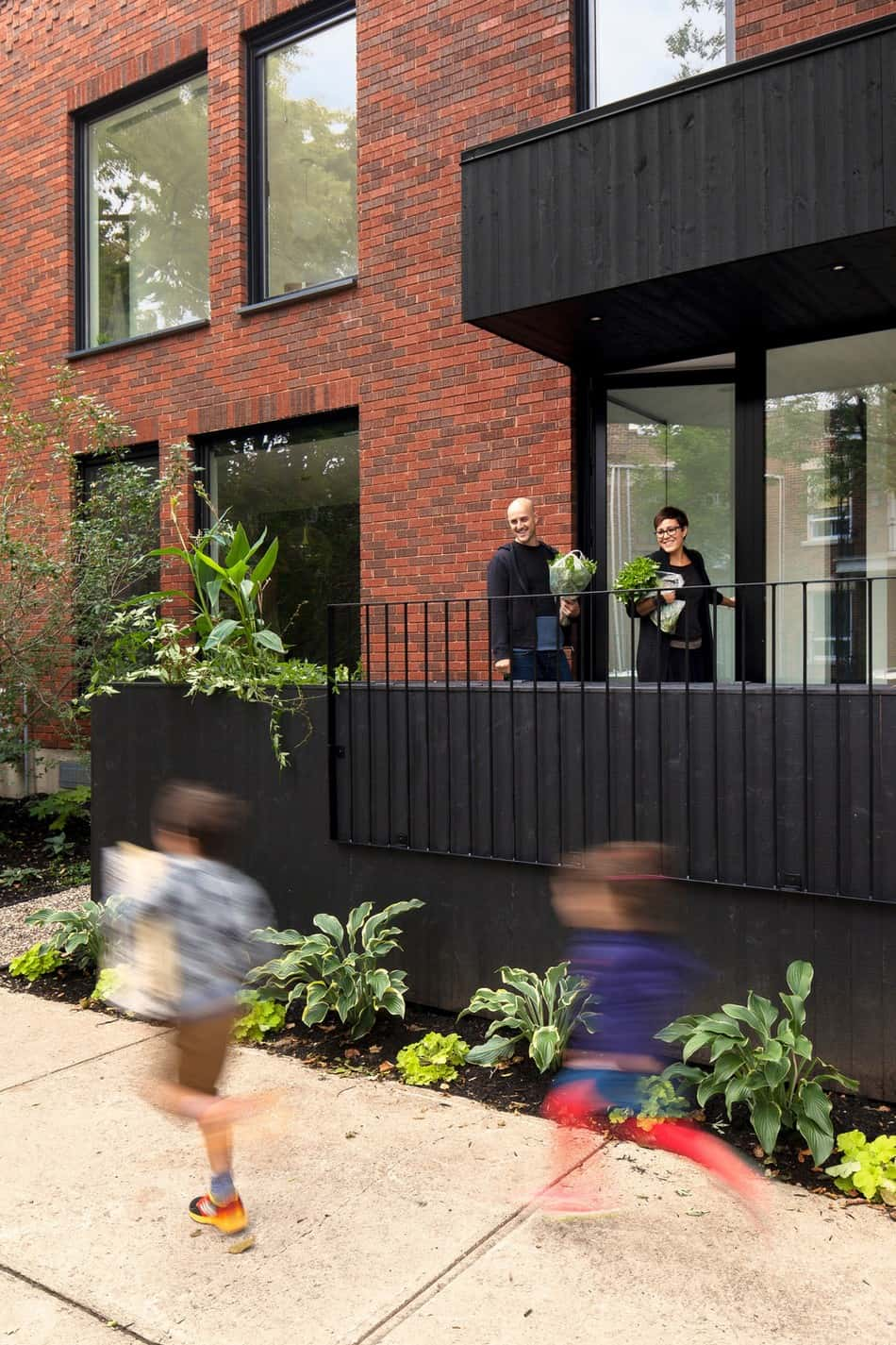 SHED Architecture Redefines De Gaspé House in Montreal 12