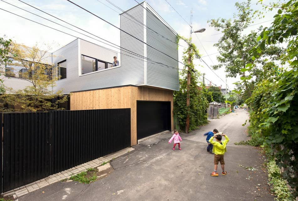 SHED Architecture Redefines De Gaspé House in Montreal 14