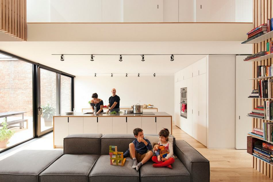 SHED Architecture Redefines De Gaspé House in Montreal 4