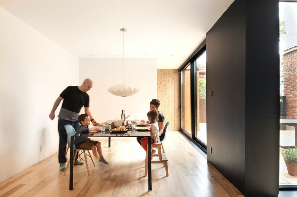 SHED Architecture Redefines De Gaspé House in Montreal 8