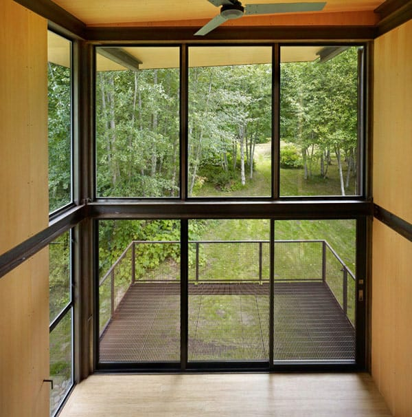 Sol Duc Cabin Epic Steel Clad Fishing Cabin Designed by Olson Kundig Architects 1 6