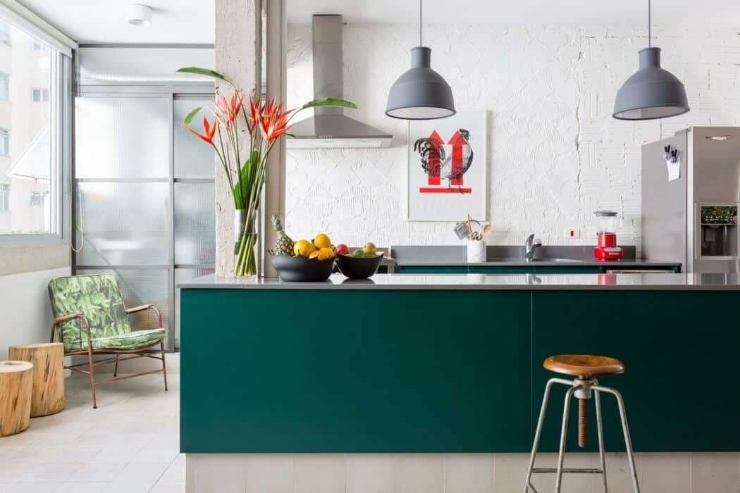 Splendid Eclectic São Paulo Apartment by RSRG Architects 2