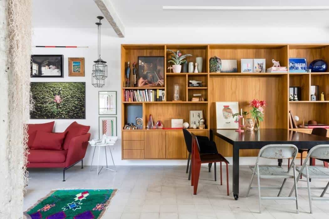 Splendid Eclectic São Paulo Apartment by RSRG Architects 3