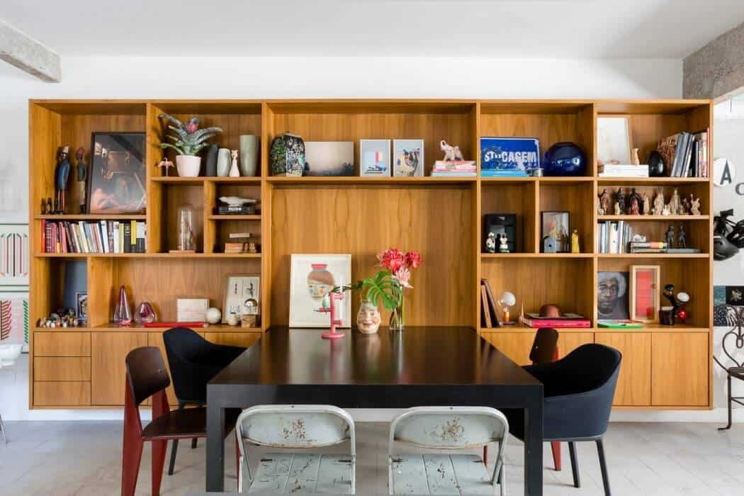 Splendid Eclectic São Paulo Apartment by RSRG Architects 4