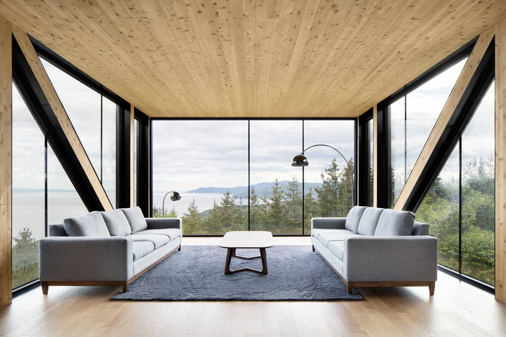The Blanche Chalet Surrounded By Nature homesthetics 6