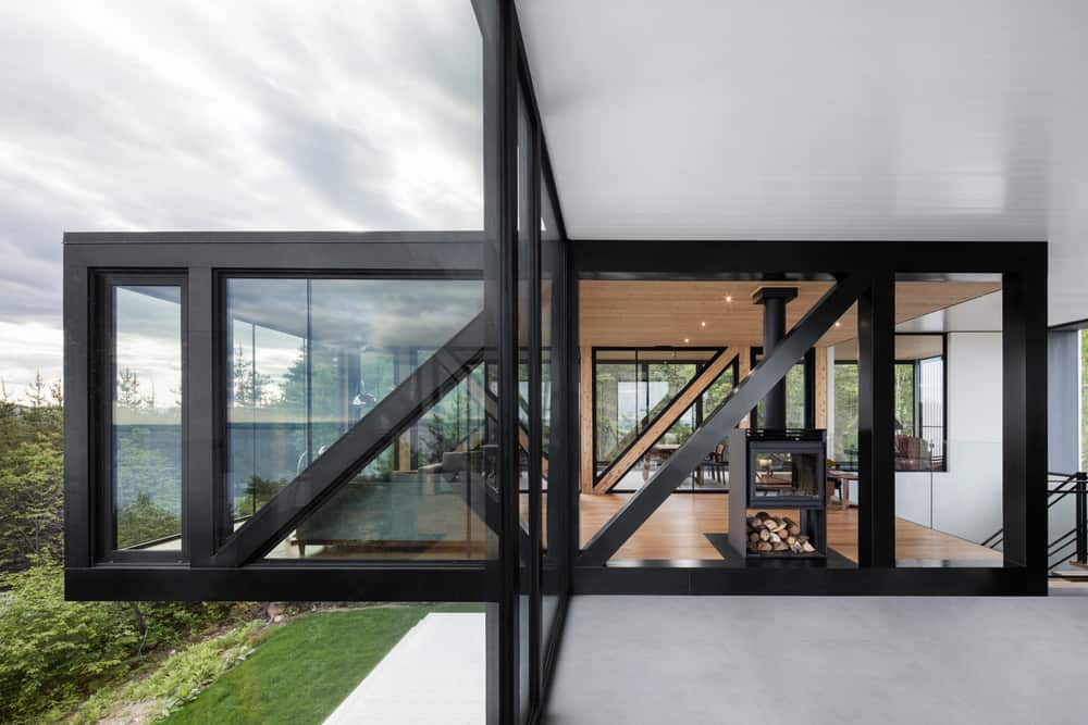 The Blanche Chalet Surrounded By Nature homesthetics 7