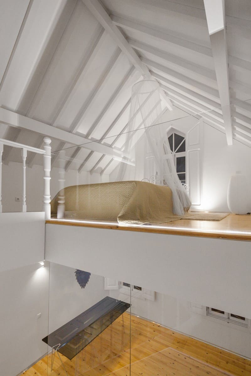 The three cusps chalet exceptional historical restoration in portugal homesthetics 16