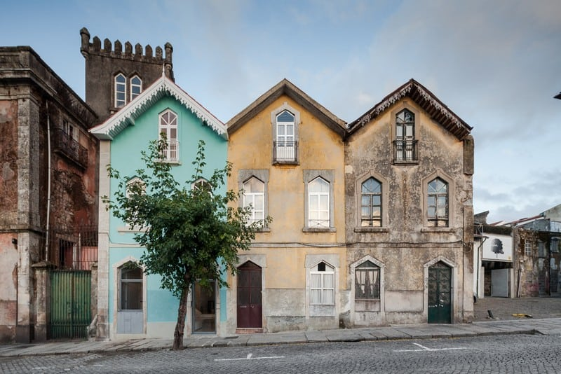 The Three Cusps Chalet Exceptional Historical Restoration in Portugal homesthetics 4