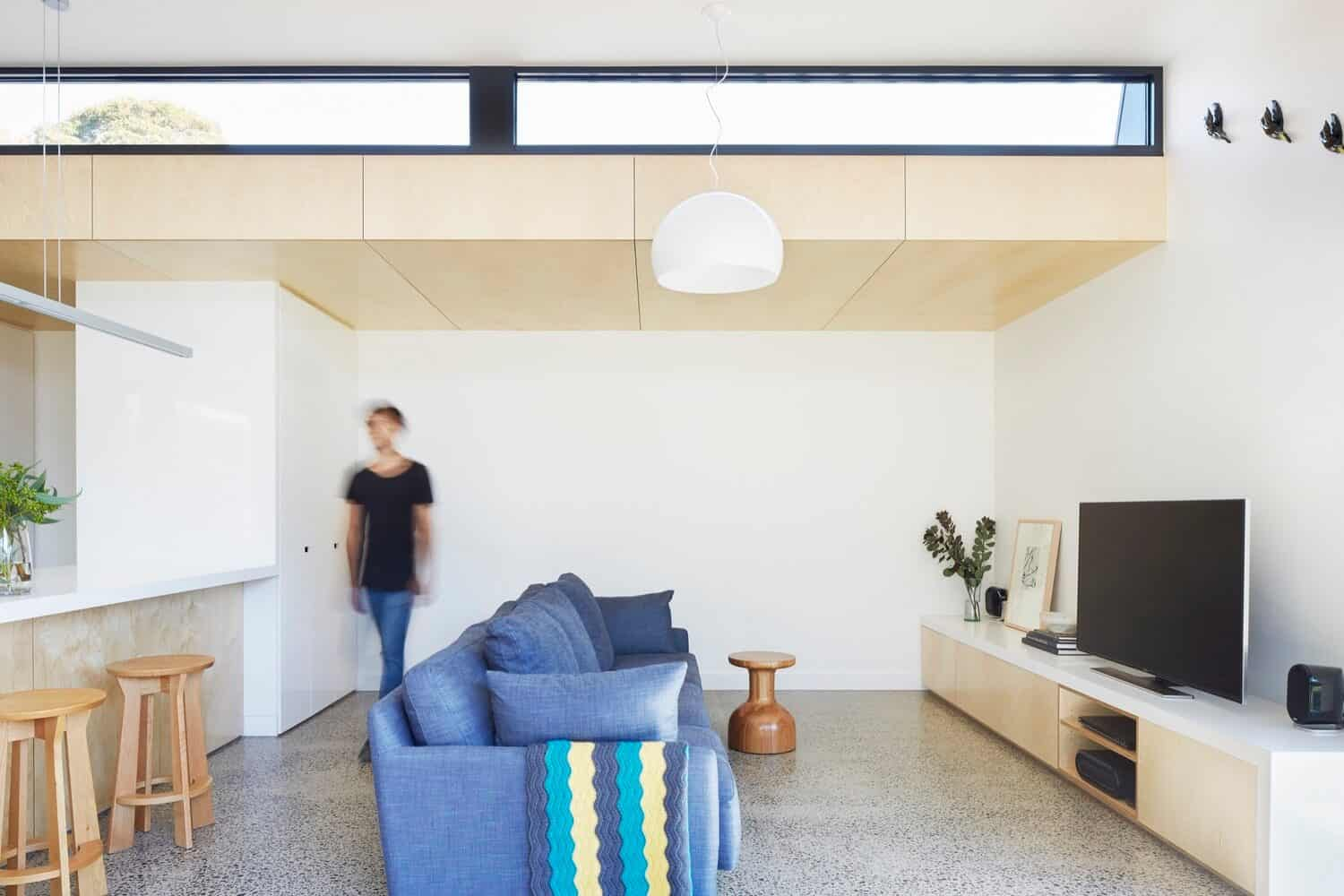 Victorian Home Updated with Modern Pod by Nic Owen Architects 10