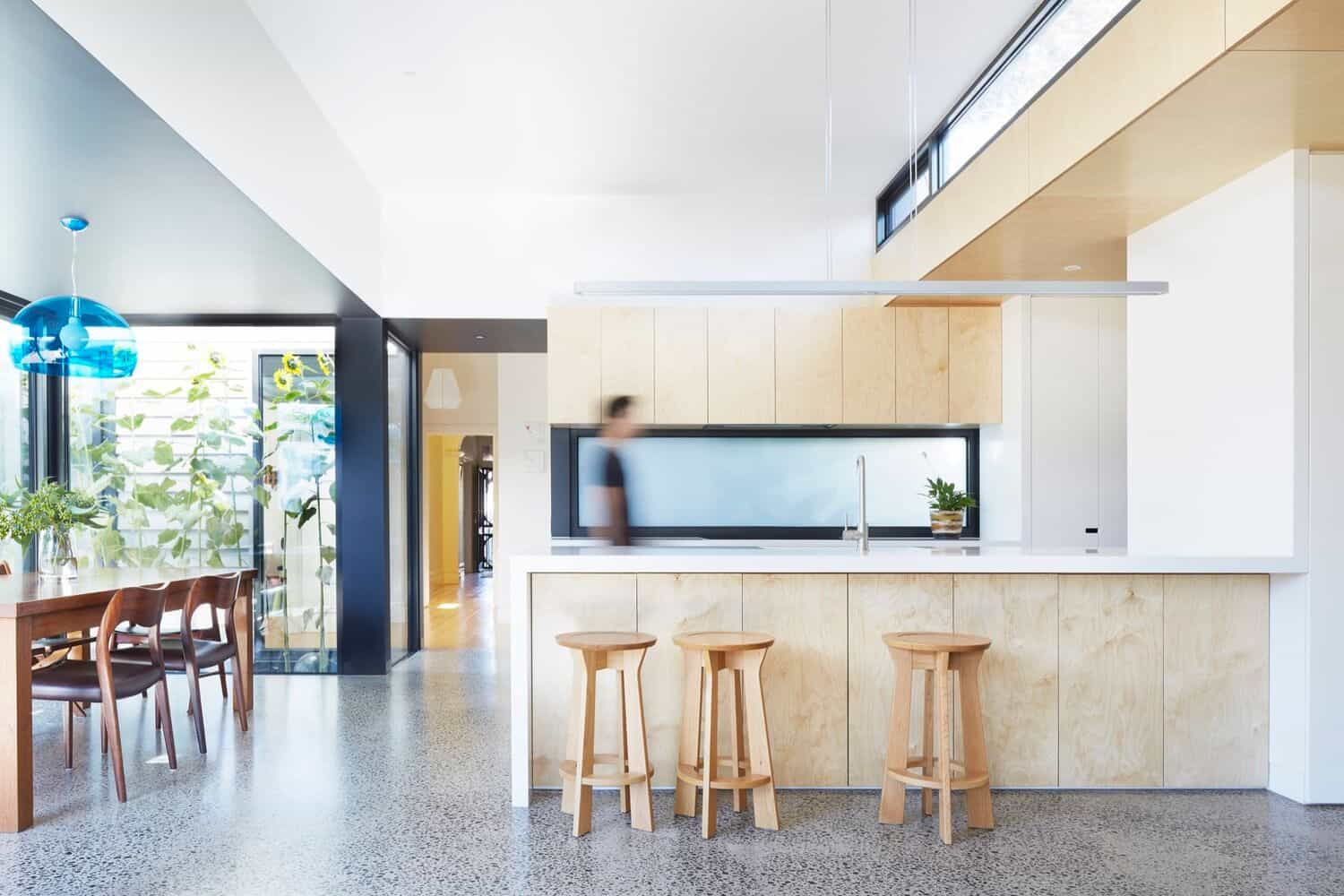 Victorian Home Updated with Modern Pod by Nic Owen Architects 6