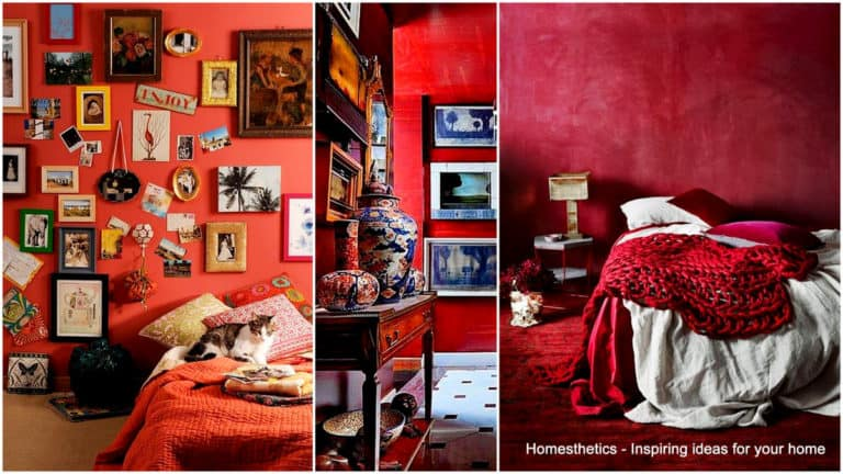 bold red accent wall 001 1