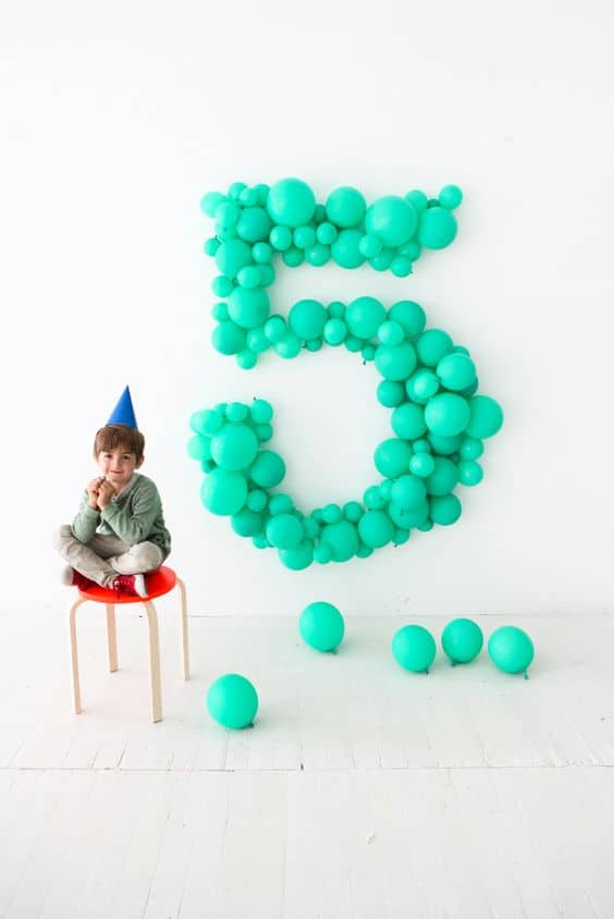 35 Simply Splendid DIY Balloon Decorations For Your Celebration
