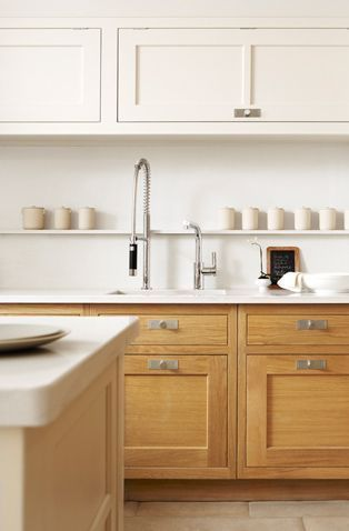 Revamp Your Kitchen With These Gorgeous Two Tone Kitchen Cabinets Homesthetics Inspiring