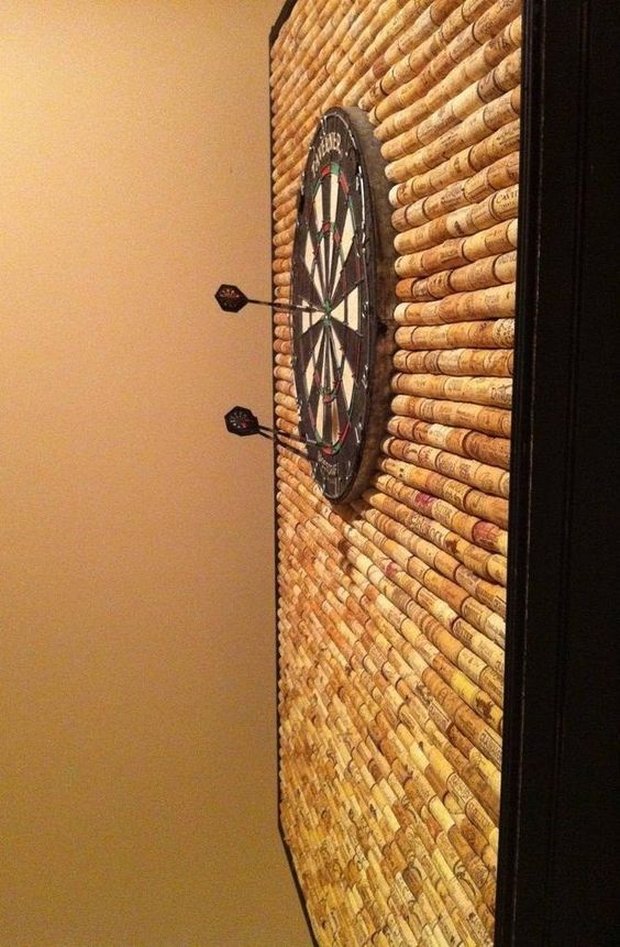 10. CREATE A SAFE ZONE IN YOUR MAN-CAVE