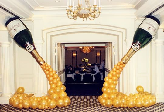 19. EXTRAVAGANCE AND BALLOONS