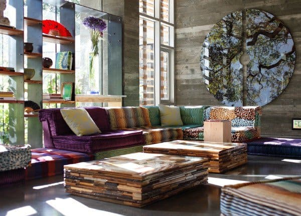 8. PATCHWORK SOFAS CAN SHAPE AUTHENTICITY