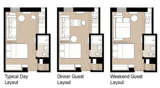 Delightful Studio Apartment (2)