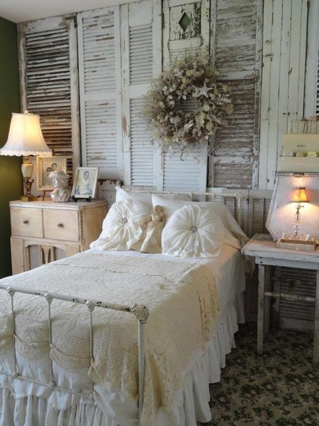 10 Shabby Chic Bedroom Ideas To Consider - Homesthetics ...