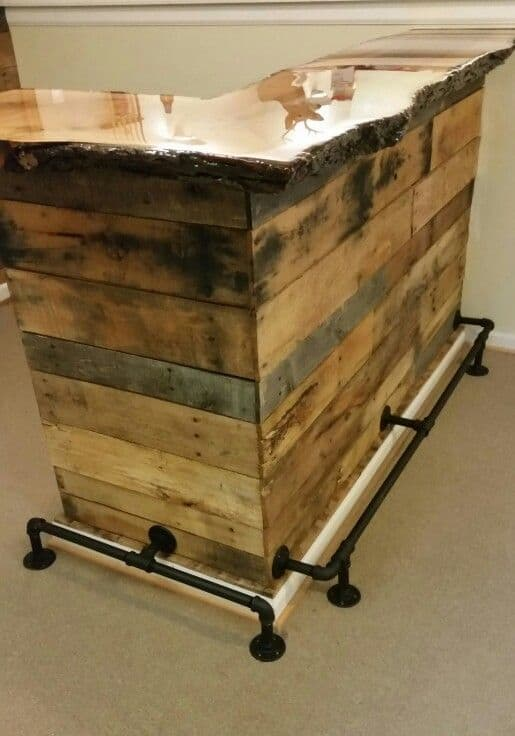diy wood bar. Diy Pallet Bar  T Diy Pallet Bar T Pcok Co