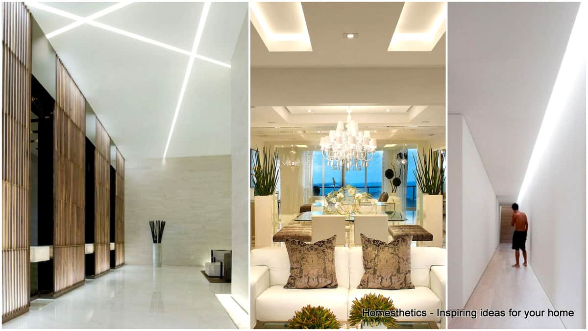 31 Epic Gypsum Ceiling Designs For Your Home - Homesthetics ...