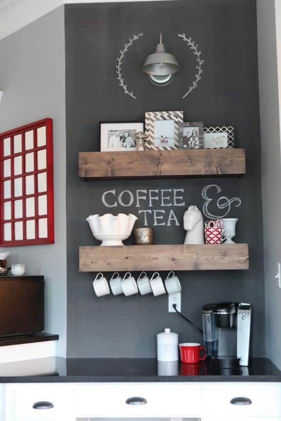 Perfect 49 Exceptional DIY Coffee Bar Ideas for Your Cozy Home  CS13