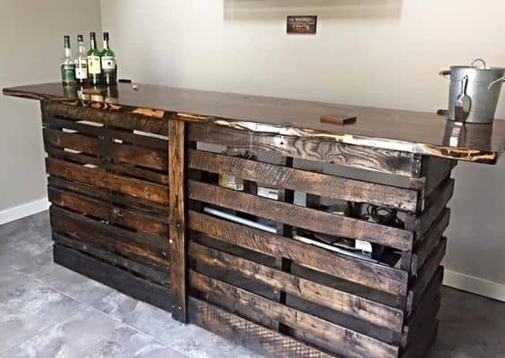 recycle pallet bar