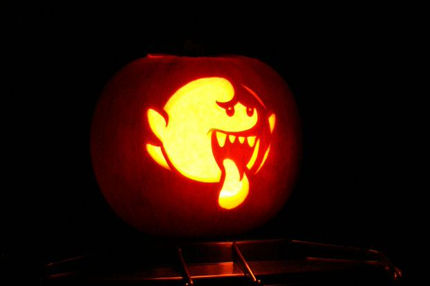 84. FOOL AROUND IN YOUR PUMPKIN CARVING