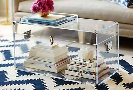 15 clear coffee table ideas clear living room 55c0d850b28acca368628915 w620 h800
