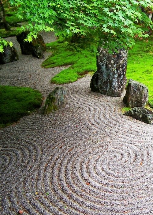 Nice 33 Calm And Peaceful Zen Garden Designs To Embrace
