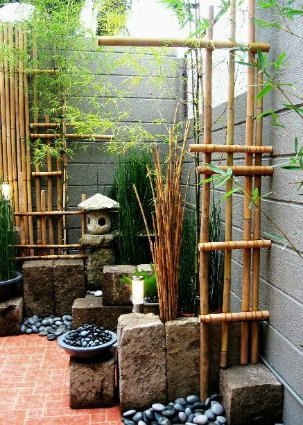 33 calm and peaceful zen garden designs to embrace for Garden pool zen area