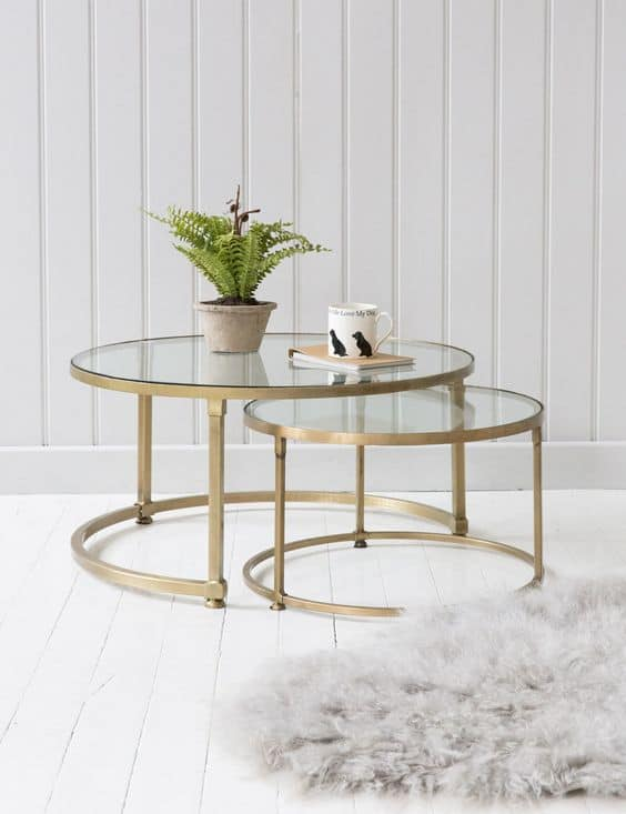 Great  timeless coffee table