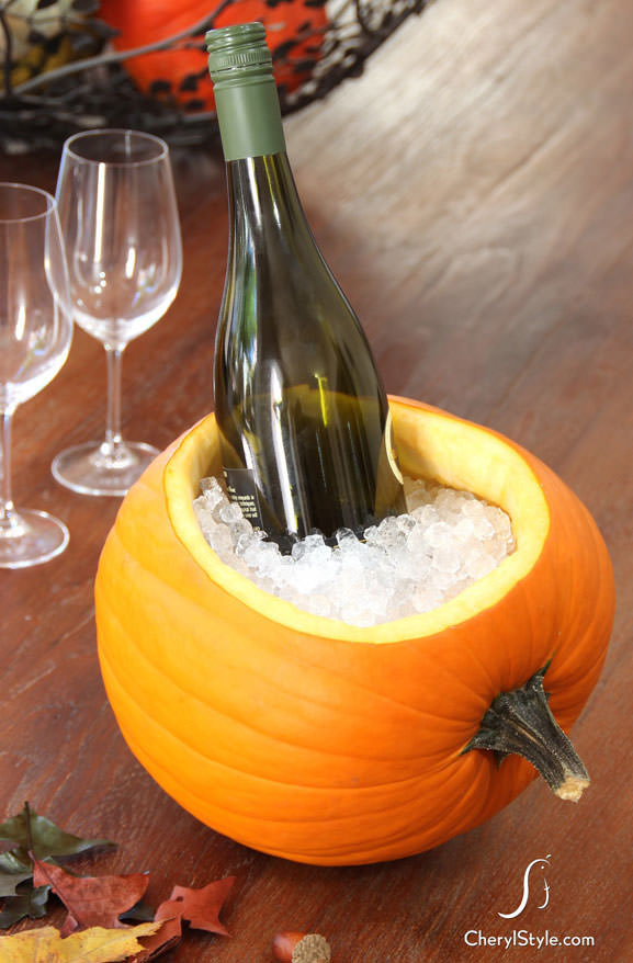 61. PUMPKIN BECOMES ICE BUCKET