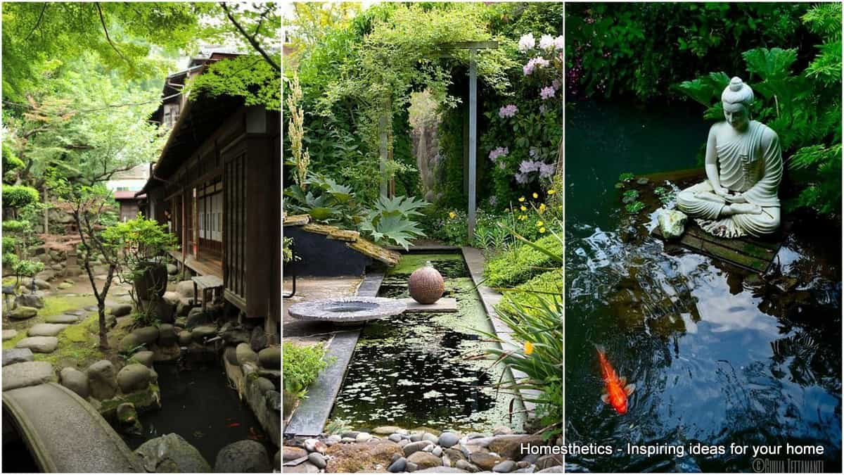 33 calm and peaceful zen garden designs to embrace for Zen garden designs plan