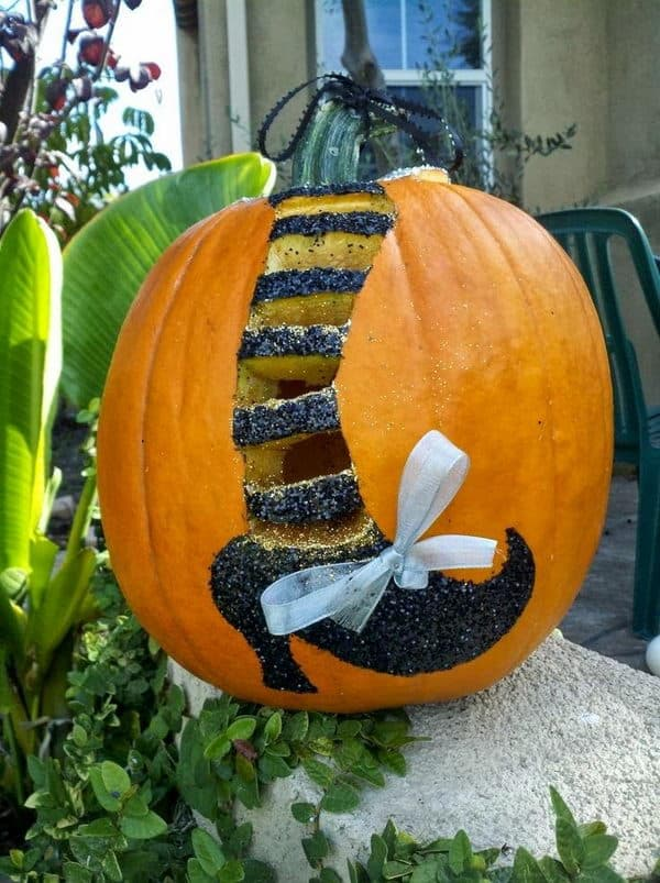 35 witchy pumpkin