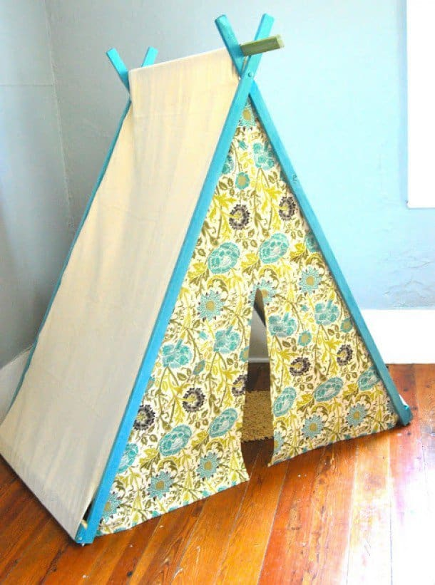 child indoor tent. 39 Swift and Insanely Fun DIY Tent for Kids  Homesthetics Inspiring ideas your home