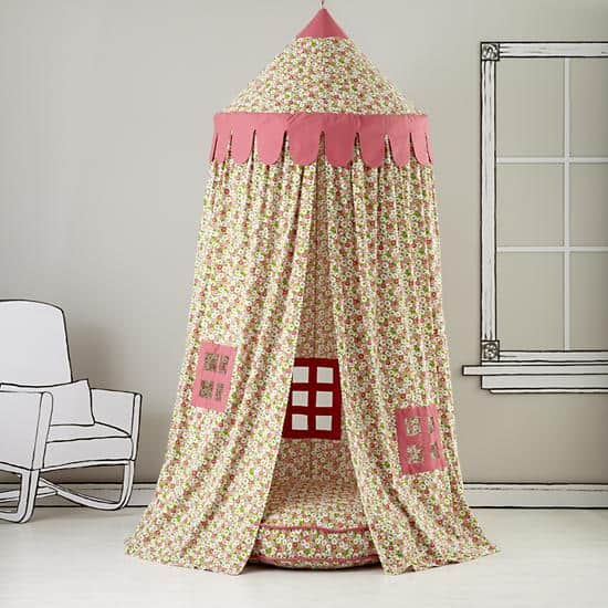 39 Swift and Insanely Fun DIY Tent for Kids 16