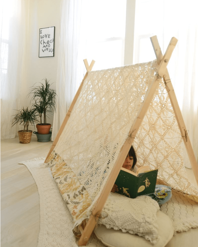 39 Swift And Insanely Fun Diy Tent For Kids Homesthetics