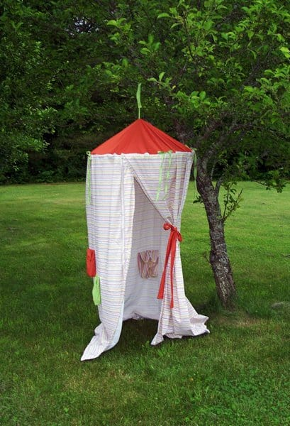 39 Swift and Insanely Fun DIY Tent for Kids 6