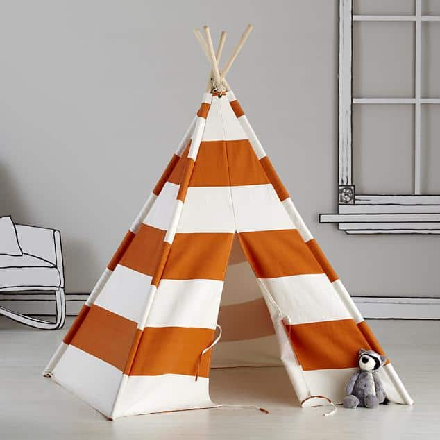 39 Swift and Insanely Fun DIY Tent for Kids 9