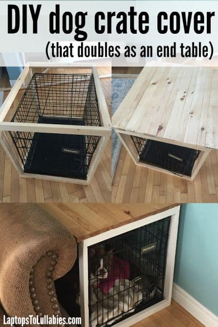 6. DRESS UP THE DOG CRATE