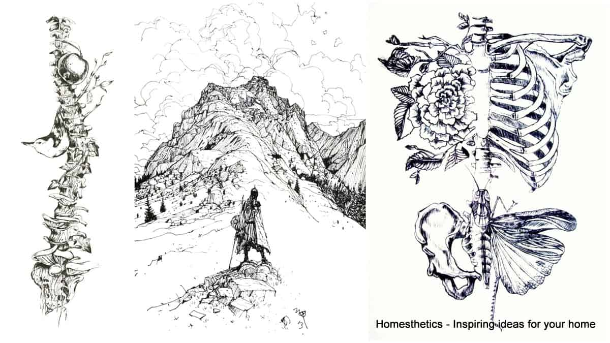 111 drawing ideas the best fun and cool things to draw - Drawing For Home
