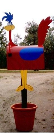 35. EMPLOY THE ROAD-RUNNER MailBox