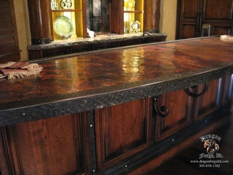 43 Super Cool Bar Top Ideas To Realize