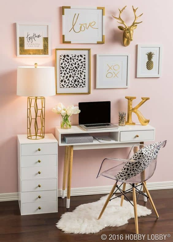 office desk organization tips. 31 Super Useful DIY Desk Decor Ideas To Follow - Homesthetics Inspiring For Your Home. Office Organization Tips
