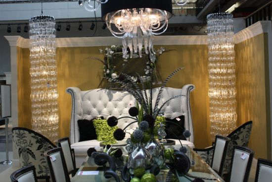 Alluring jellyfish chandelier for home decoration