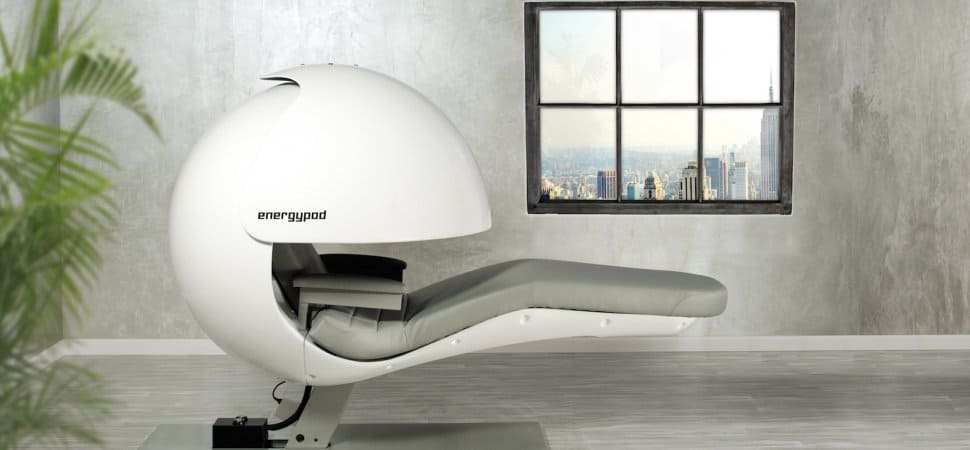 Epic New Trend Populates Offices With Nap Pods - Rest at Work Now