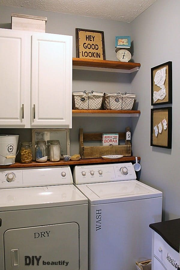 41 Beautifully Inspiring Laundry Room Cabinets Ideas To Consider    Homesthetics   Inspiring Ideas For Your Home.