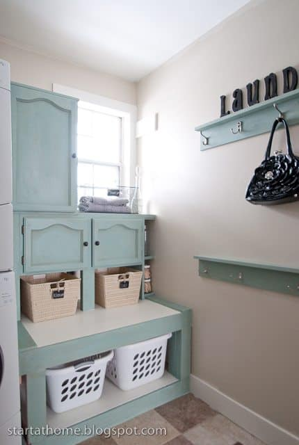 Start At Home Laundry Room 2