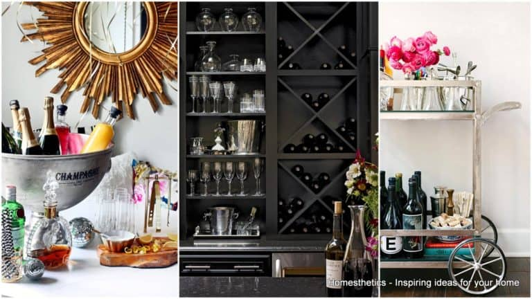 43 Insanely Cool Basement Bar Ideas for Your Home - Homesthetics
