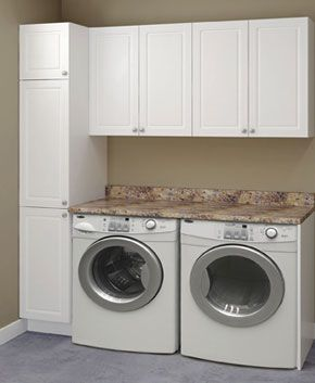 41 Beautifully Inspiring Laundry Room Cabinets Ideas To Consider Homesthetics For Your Home
